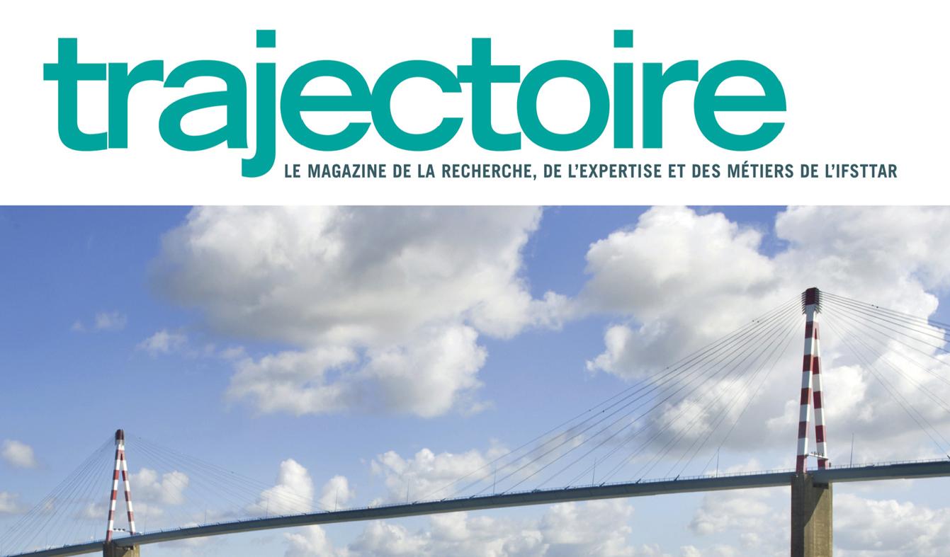 magazine Trajectoire / IFSTTAR